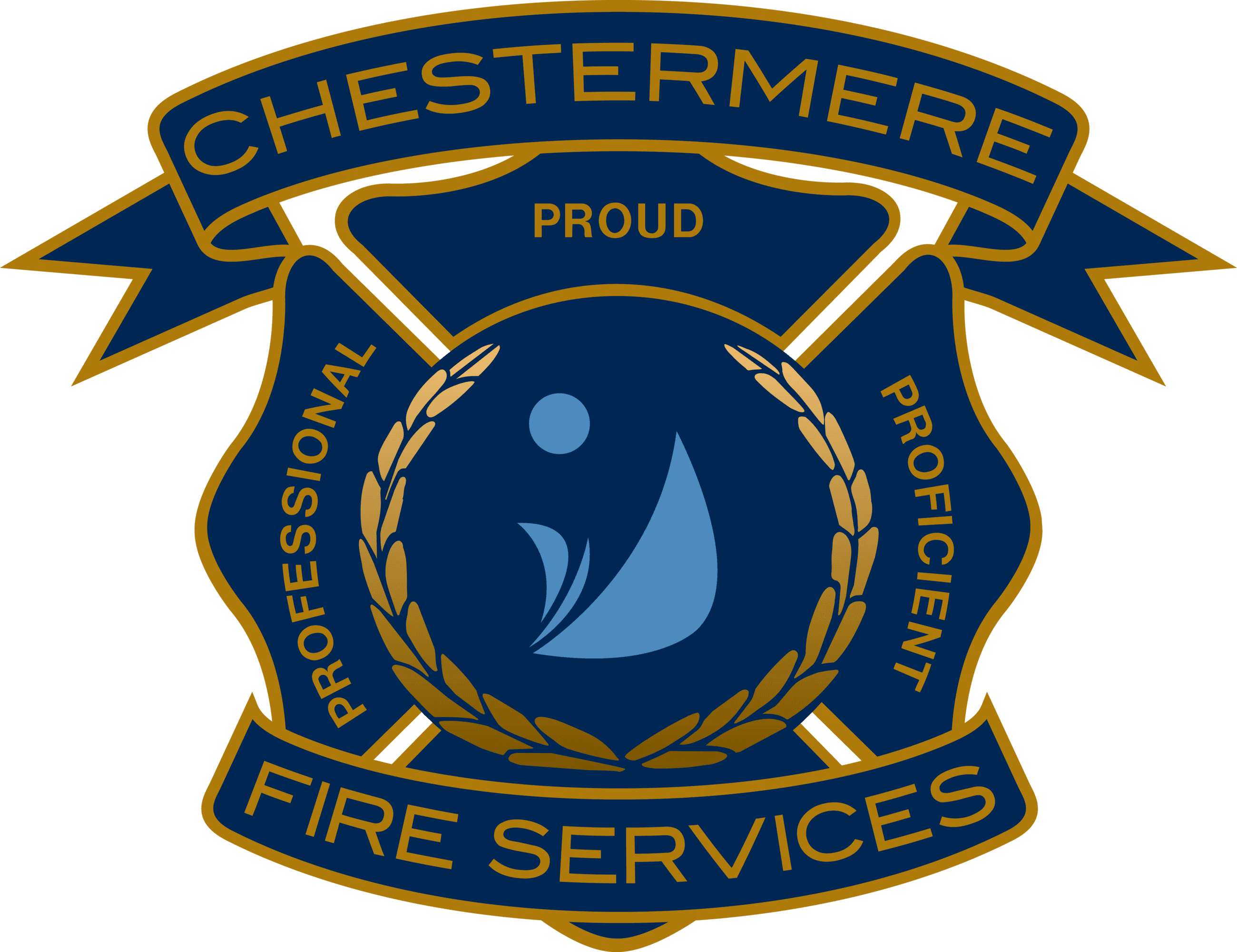 Chestermere Fire Crest - single crest [Converted]