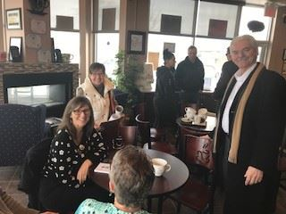 Coffee with Council Photo