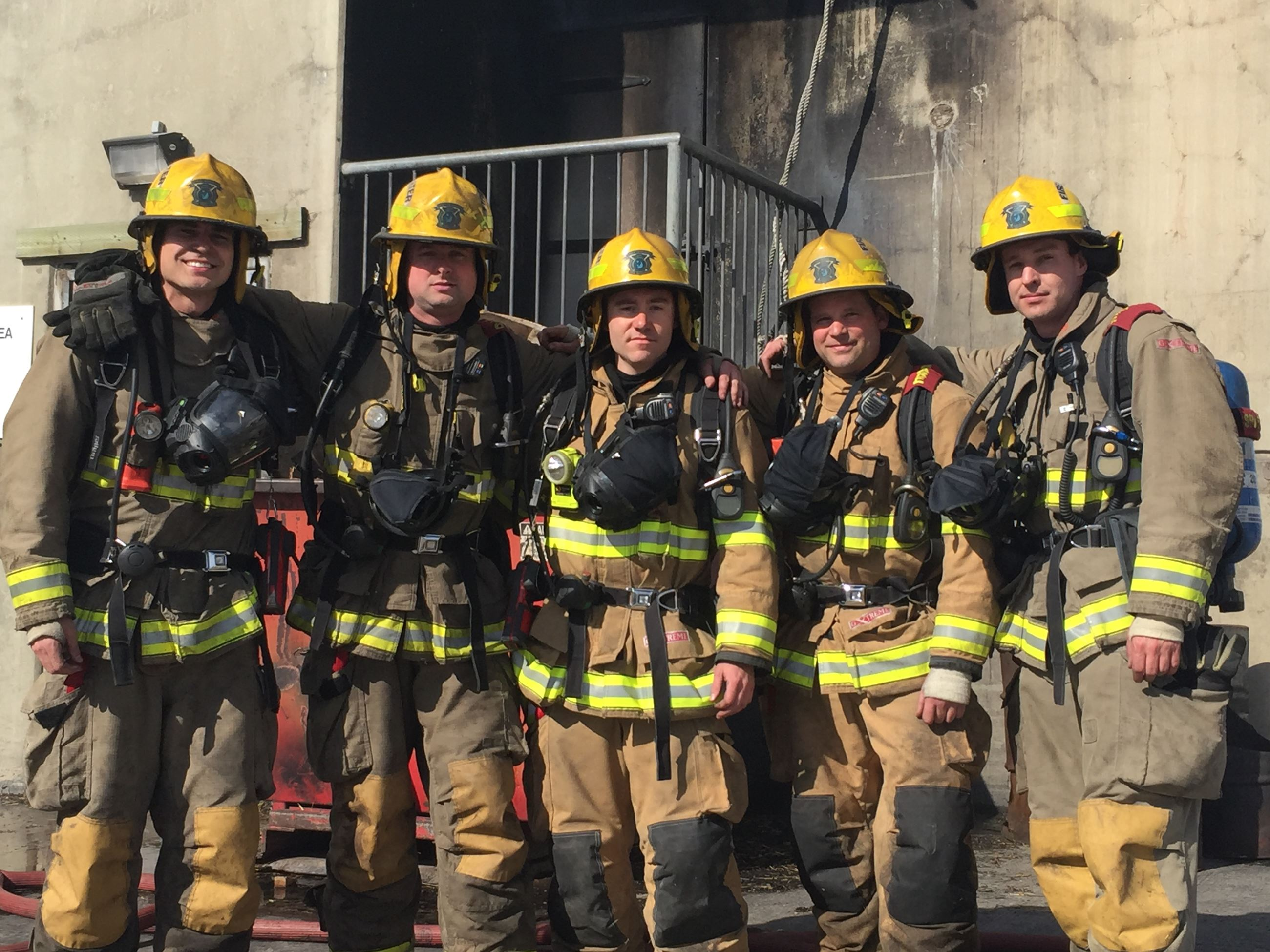 Chestermere Fire Services B Shift