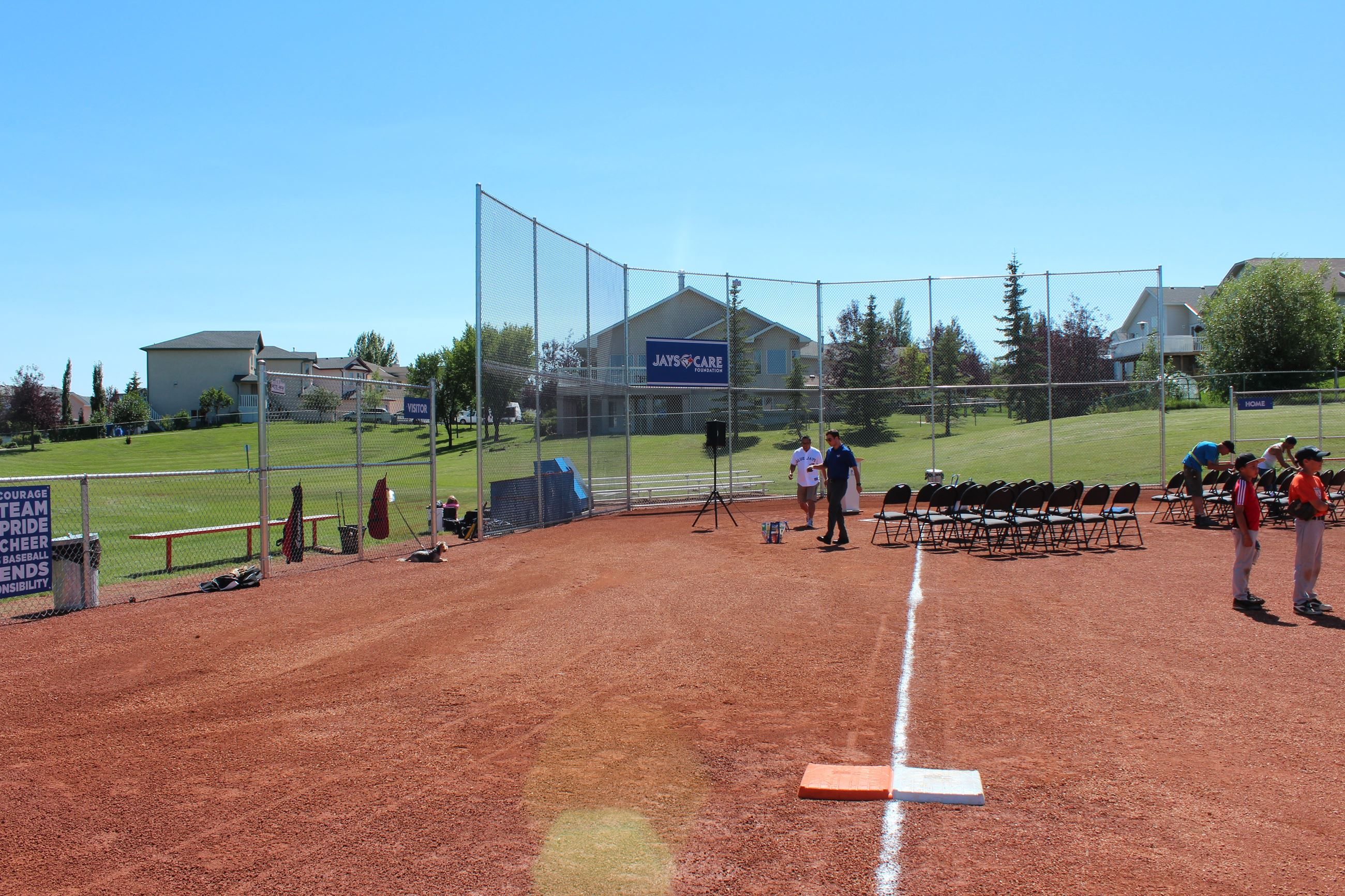 Jays Care Foundation Field