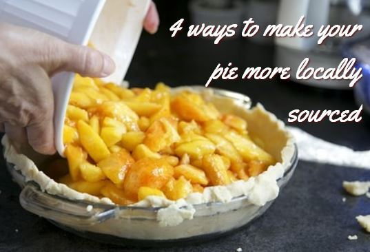 Making Pie Image for Story