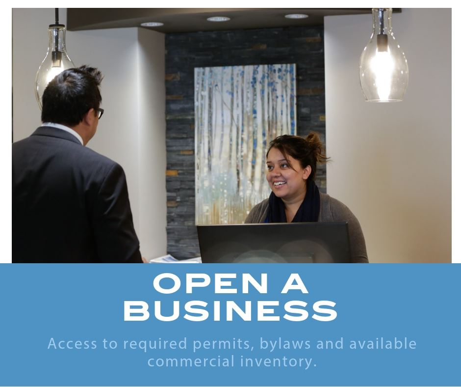 Open a Business