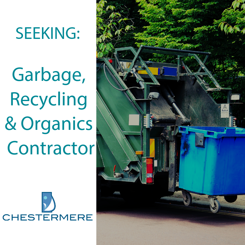 Wanted_ Garbage, Recycling Organics Contractor