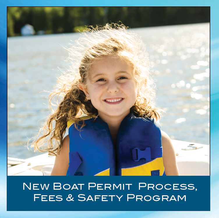 new boat permit system