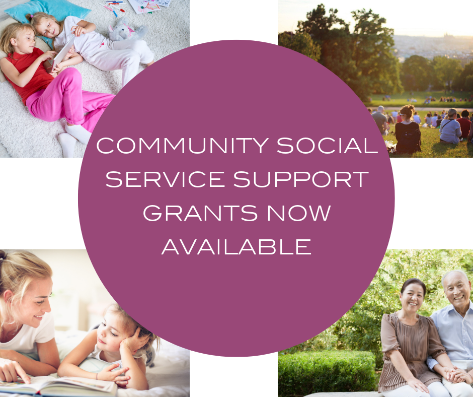 Human Services Advisory Board grants now available