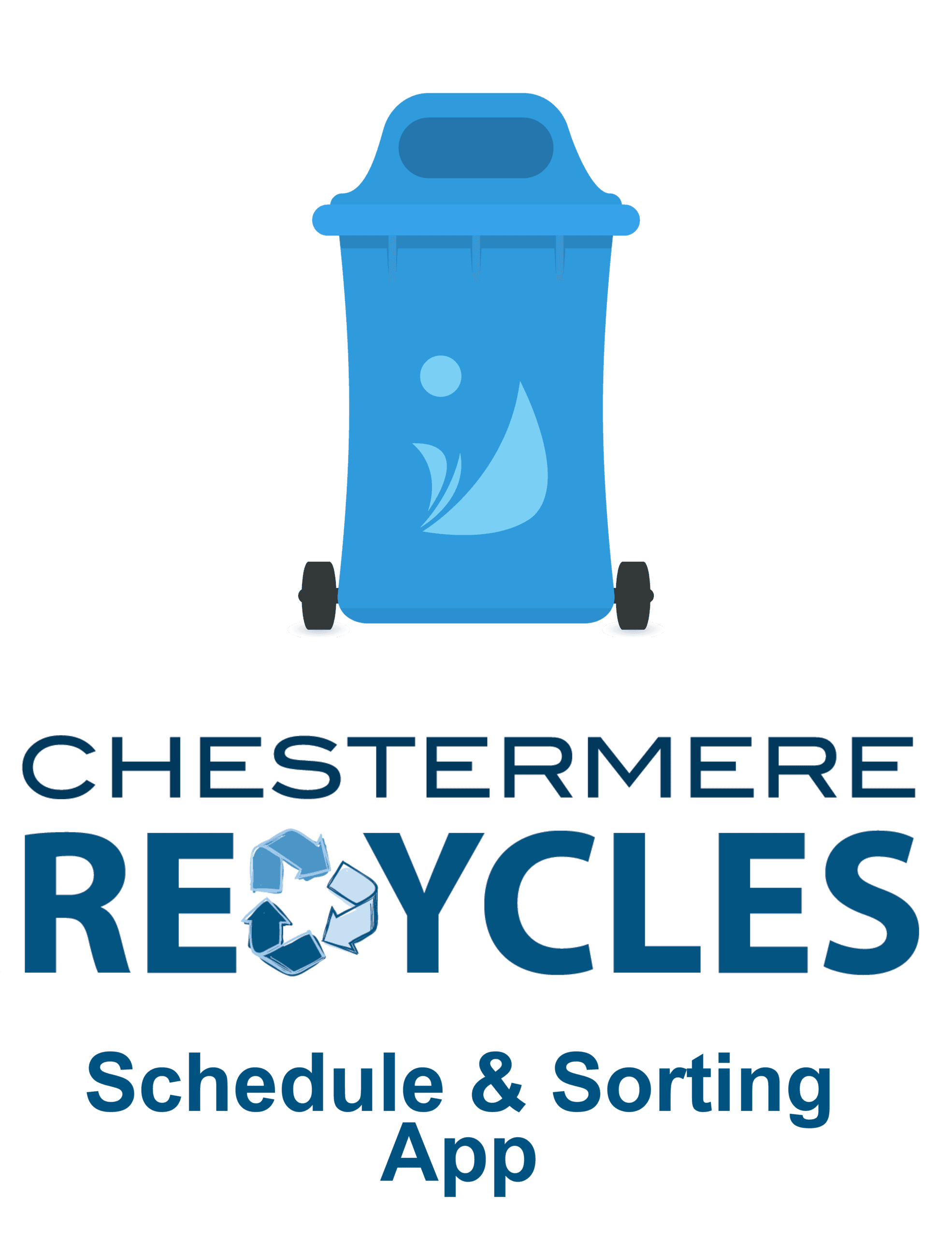 Chestermere Recycles App Icon