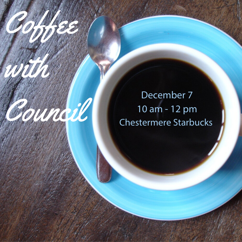 Coffee with Council Dec 7