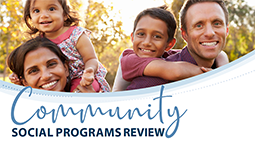 news flash_community social programs review