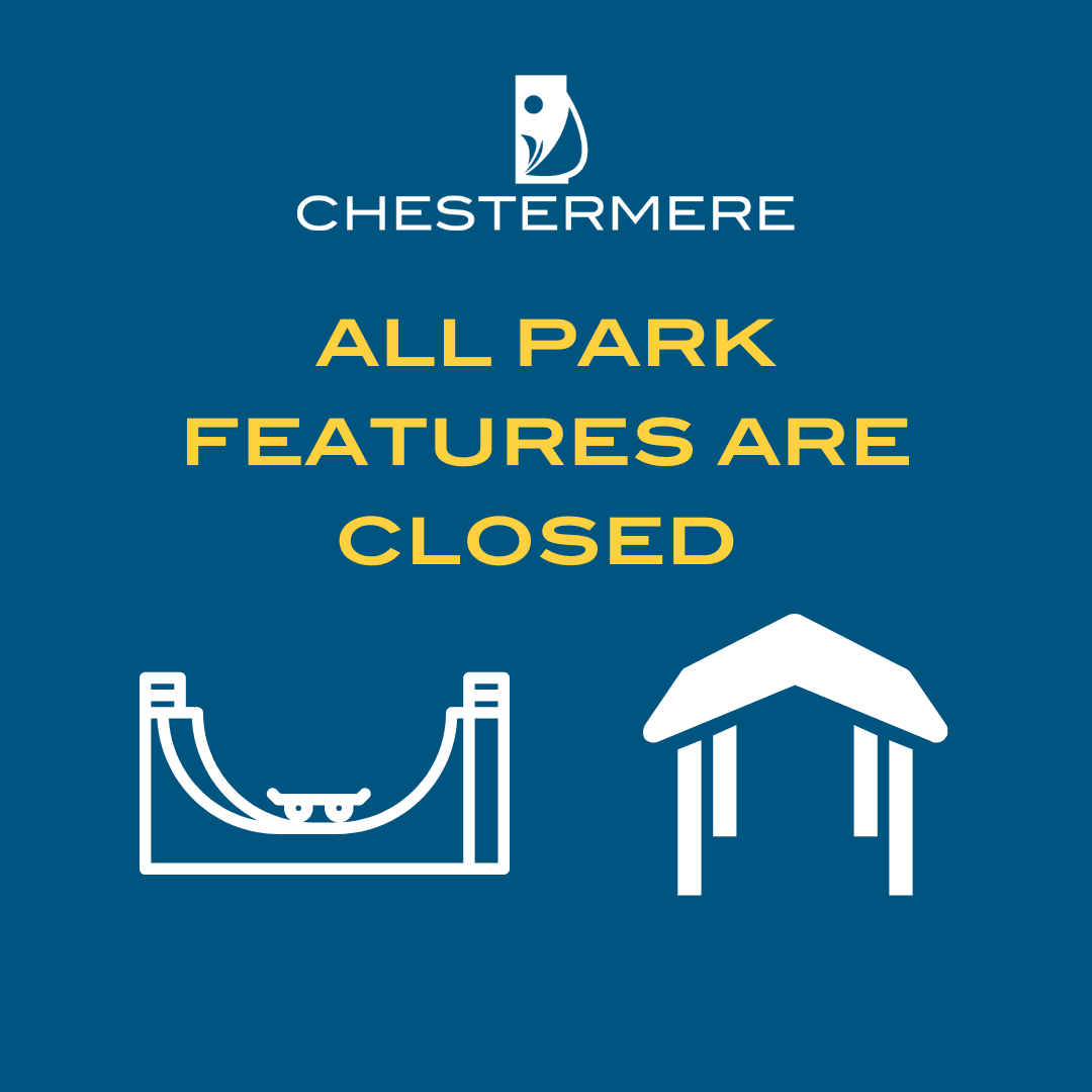 Park Featurs closed