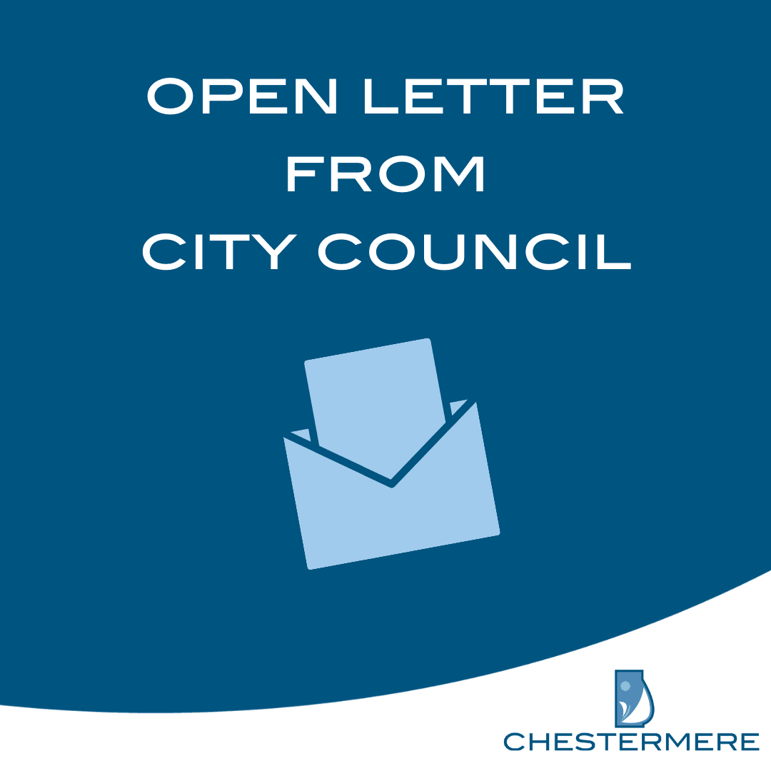 Letter from Council icon