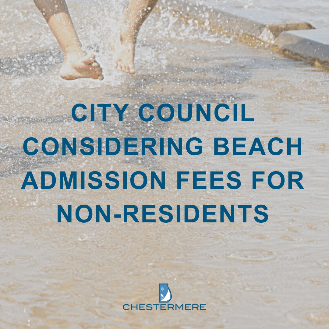Beach Admission Fees
