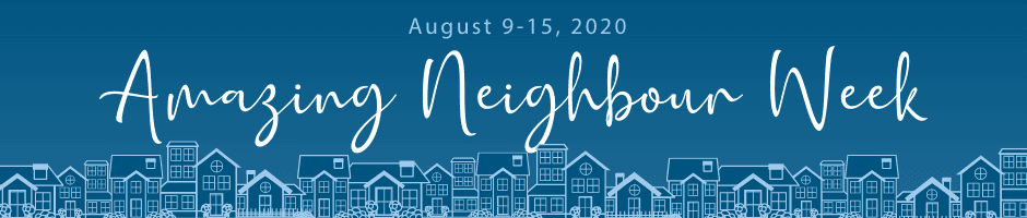 Amazing Neighbour Web Banner