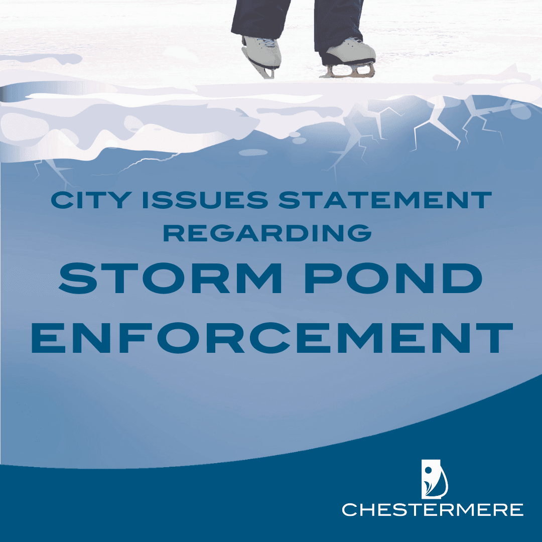 Storm Pond Statement
