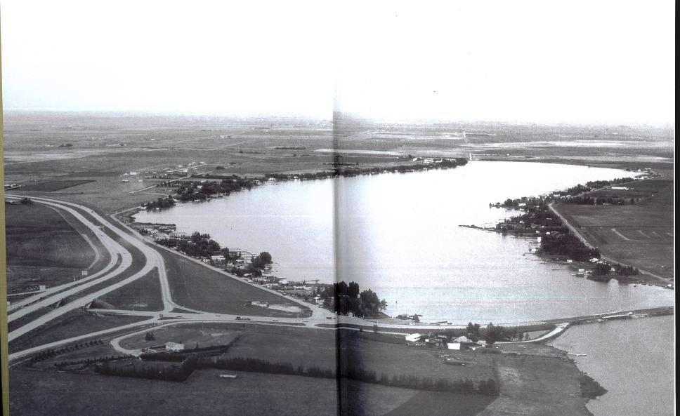 Chestermere Lake - 1975