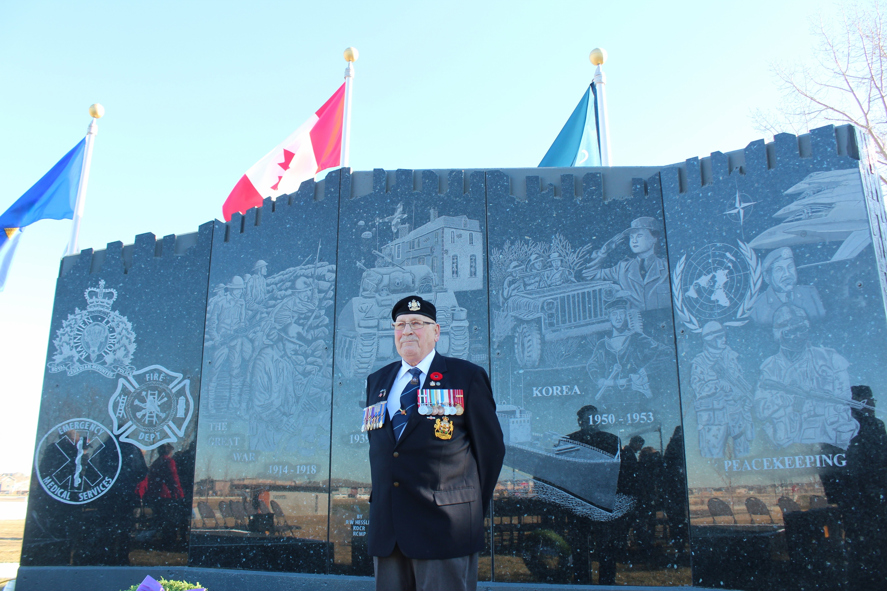Veteran and Cenotaph Committee Founder Ray Hessler.jpg