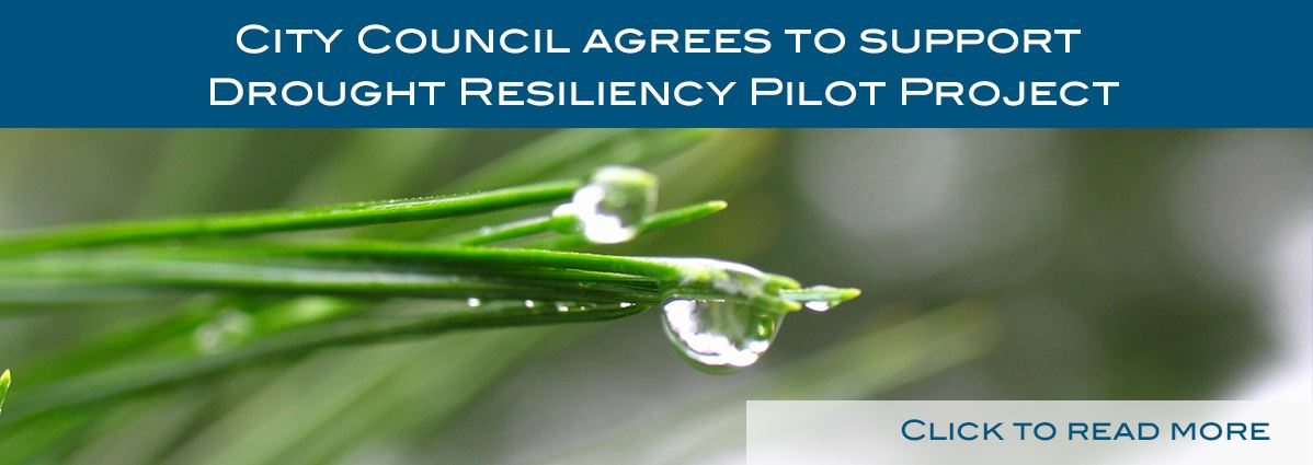 drought resiliency
