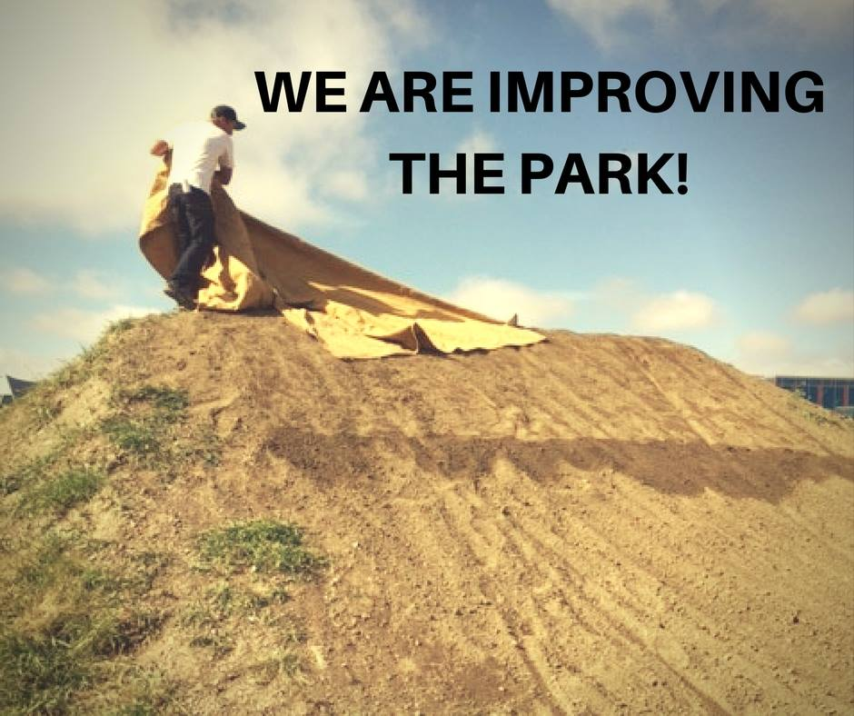 Bike Park improvements