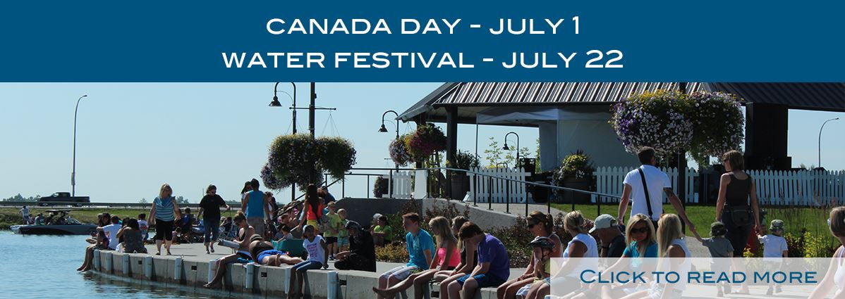 Join us at the free summer festivals in Chestermere