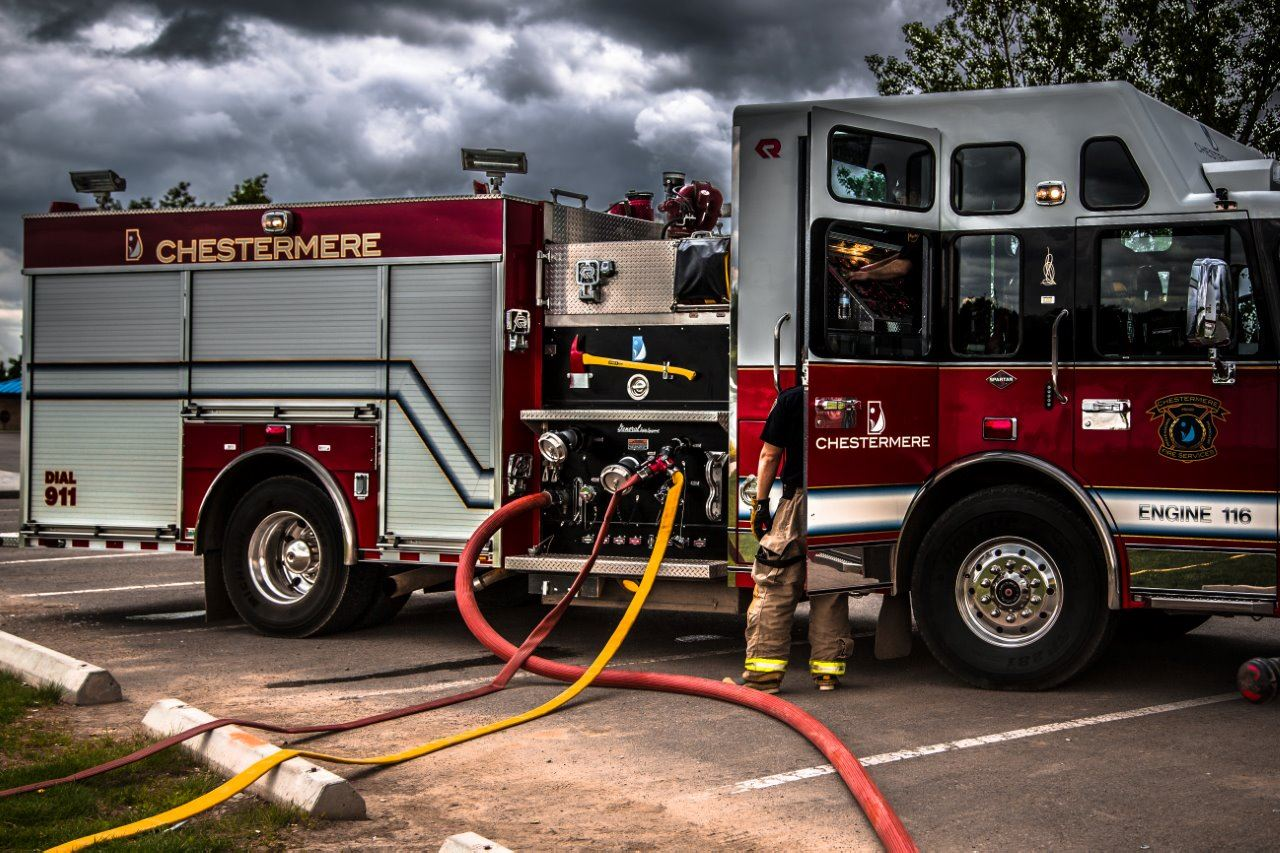 Station & Apparatus | Chestermere, AB - Official Website