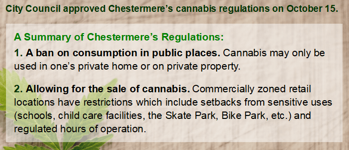 Cannabis Regs Updated Feb 19