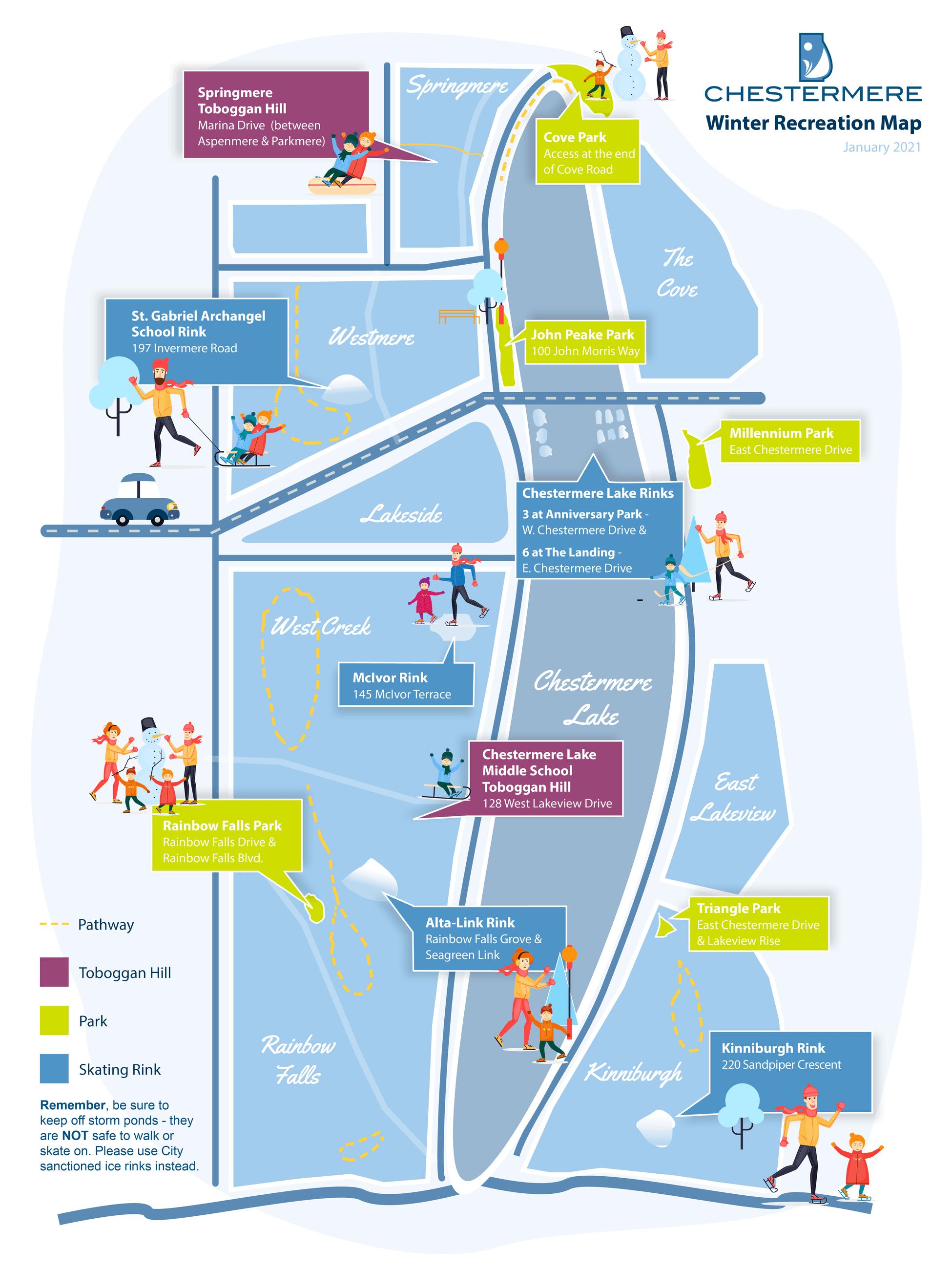 Winter Recreation Map_Jan 2021