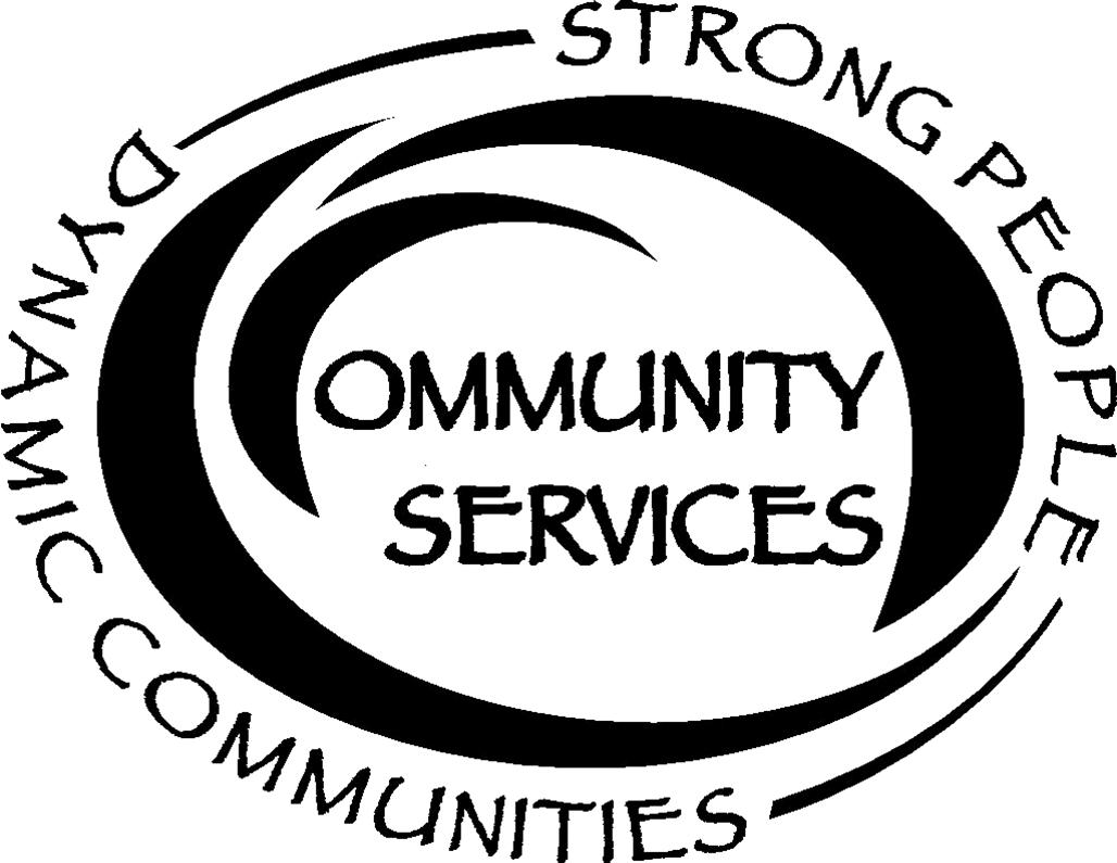 image of community services logo